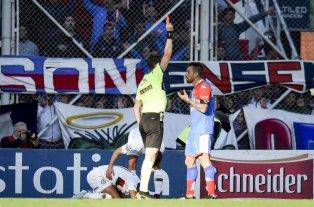 Mismo título: excelente la defensa de Bottinelli