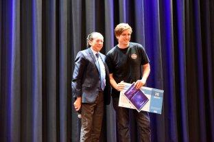 Un santafesino se convirtió en el Emprendedor del Año