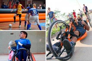 Primera Jornada de Deporte Adaptado en Santa Fe