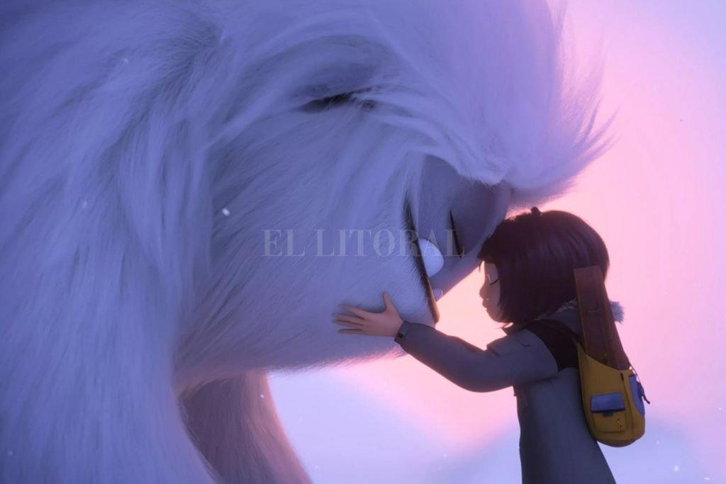 """""""Un amigo abominable, cinta animada escrita y dirigida por Jill Culton. Crédito: Universal Pictures"""