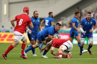 Italia consiguió una amplia victoria frente a Canadá