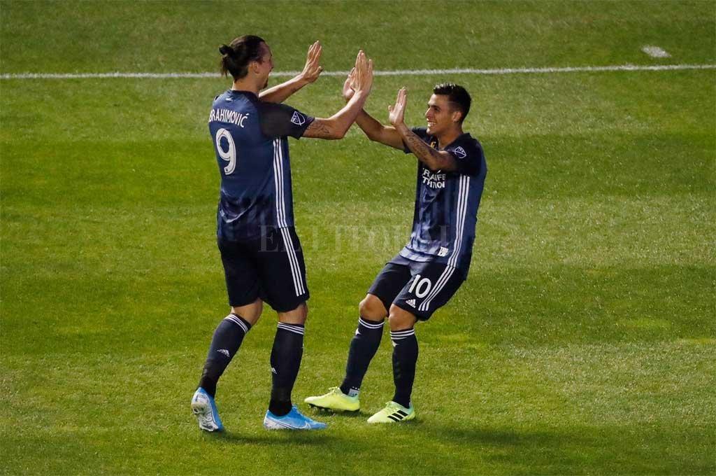 <strong>Foto:</strong> Prensa Galaxy LA