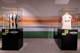 Colón jugará con la camiseta alternativa la vuelta ante el Mineiro