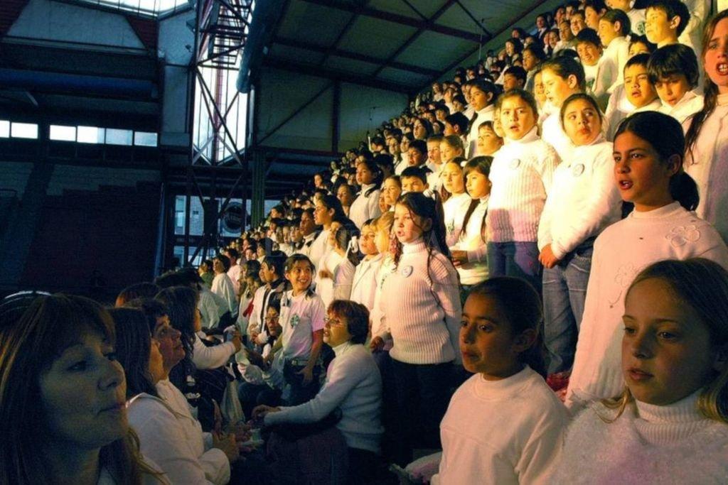 Participarán más de 3.500 niños y 85 docentes de música. <strong>Foto:</strong> Gentileza MIC