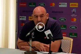 """Mario Ledesma: """"Queremos dar oportunidad a los que entraron en segundo tiempo contra Francia"""""""