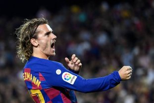 Multaron al Barcelona por el fichaje de Antoine Griezmann