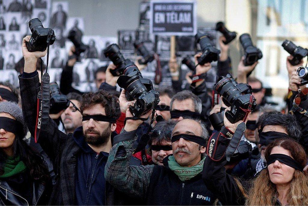 La imagen capturada por Martín Acosta elegida por Argra para identificar la exposición de este año. <strong>Foto:</strong> Gentileza Argra / Martín Acosta