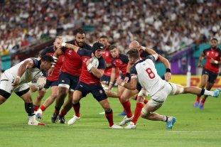 Inglaterra derrotó a Estados Unidos y suma su segunda victoria en el Mundial de Rugby