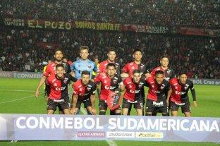 Colón visita a Atlético Mineiro, por un lugar en la final de la Copa Sudamericana