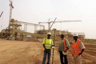 Treinta mineros muertos durante un derrumbe en África Central
