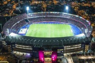 La Final Única es en la Nueva Olla de Asunción