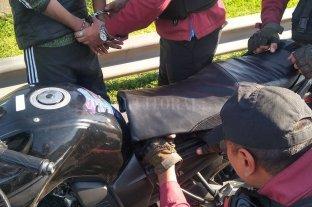 Condenaron a 18 años de prisión a un motochorro