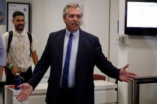 """Alberto Fernández dijo que en caso de ganar hará frente a la deuda con una """"negociación seria y sensata"""""""