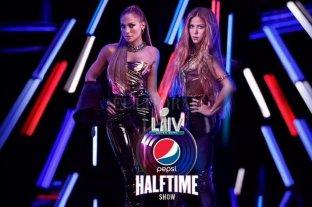 Shakira y Jennifer Lopez, juntas en el entretiempo del Super Bowl