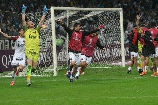 Bajo la lupa: El puntaje de los jugadores Sabaleros contra Mineiro