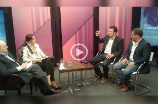 En vivo, un intenso debate entre dos concejales por la tarifa de colectivos