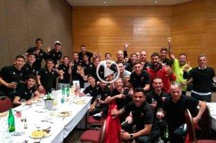 Los videos del plantel de Colón festejando tras llegar a la final de la Copa Sudamericana