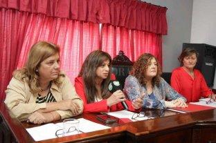La concejalas de Santo Tomé propusieron  la adhesión de la ciudad a la Ley Micaela
