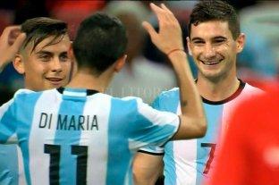 Ya están los convocados para los amistosos de la Selección Argentina