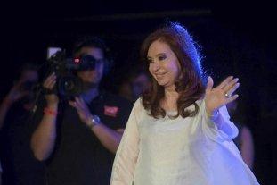 Cristina Kirchner comienza su tercer día como presidenta interna