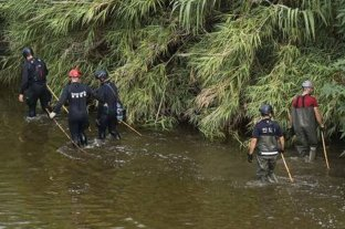 Hallaron el cuerpo sin vida del bebé arrojado por su padre al río Besòs