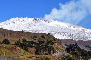 Detectaron aumento de la actividad en el Volcán Copahue