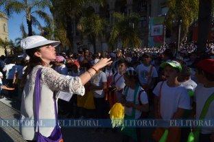 Más de 6000 personas participaron del 5º Mega Concierto de Niños Cantores y Coro de Docentes
