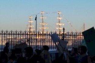 Argentina marchó contra el cambio climático