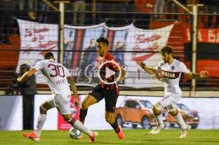 Patronato y Lanús empataron 1 a 1 en Paraná