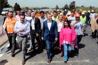 Macri en campaña: arrancó la primera marcha por 30 ciudades