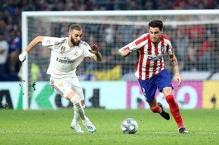 El clásico de Madrid terminó en cero