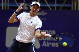 El santafesino Bagnis perdió la final del Challenger de Buenos Aires