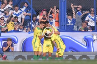 Defensa y Justicia sorprendió a Vélez y le ganó 1 a 0 en Liniers