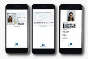 """Presentaron """"El DNI en tu celular"""": los detalles"""