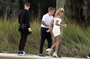 Justin Bieber y Hailey Baldwin se casan...otra vez