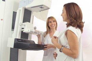 Durante octubre se realizarán en la provincia mamografías sin necesidad de gestionar turnos