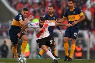 River recibe a Boca en la primer semifinal de la Copa Libertadores