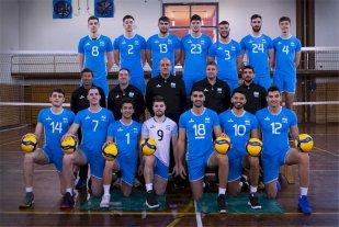 Argentina venció a Estados Unidos por 3 a 2 en la Copa del Mundo de vóleibol