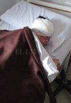 Abuela fue víctima de un brutal asalto en Santa Fe
