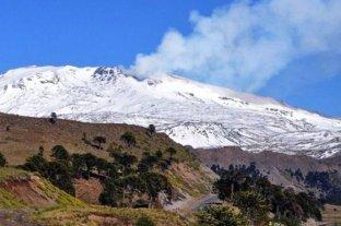 """Neuquén: elevan a """"naranja"""" el alerta por la actividad del volcán Copahue"""