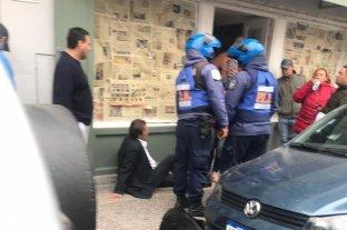 Se tomará declaración a los detenidos por la agresión a Sergio Varisco