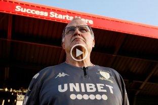 El Leeds de Bielsa volvió a la cima de la Segunda división inglesa