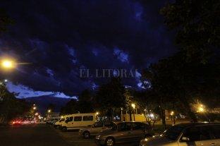 Sigue vigente el alerta por tormentas fuertes para Santa Fe