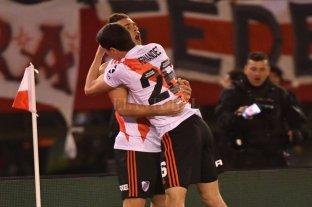 River sacó ventaja en la primera semifinal de la Libertadores ante Boca