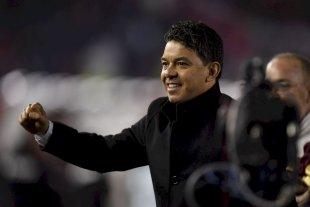 """Gallardo: """"River fue un justo ganador porque asumió riesgos"""""""