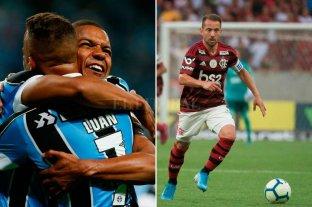 Gramio y Flamengo se enfrentan por la otra semifinal de La Libertadores