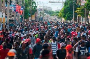 Haití: Manifestantes reclaman la renuncia de su presidente