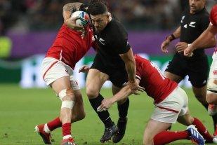 Nueva Zelanda goleó 63-0 a Canadá en la Copa del Mundo de rugby