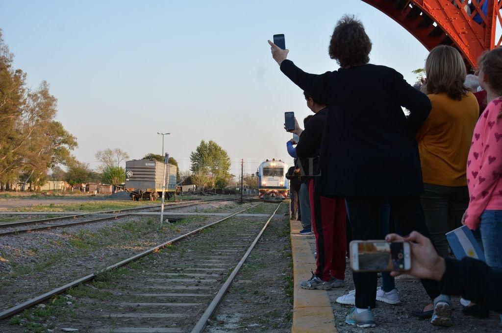 Los vecinos de Sunchales podrán viajar en tren a Retiro, a Rosario o a Tucumán.  <strong>Foto:</strong> Mirador Provincial