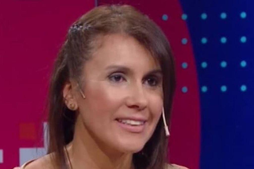 Gisella Vallone, ex LT10 y Canal 13-Telefé Santa Fe, hoy en la Televisión Pública, será moderadora en uno de los bloques de la emisión especial. Crédito: Gentileza